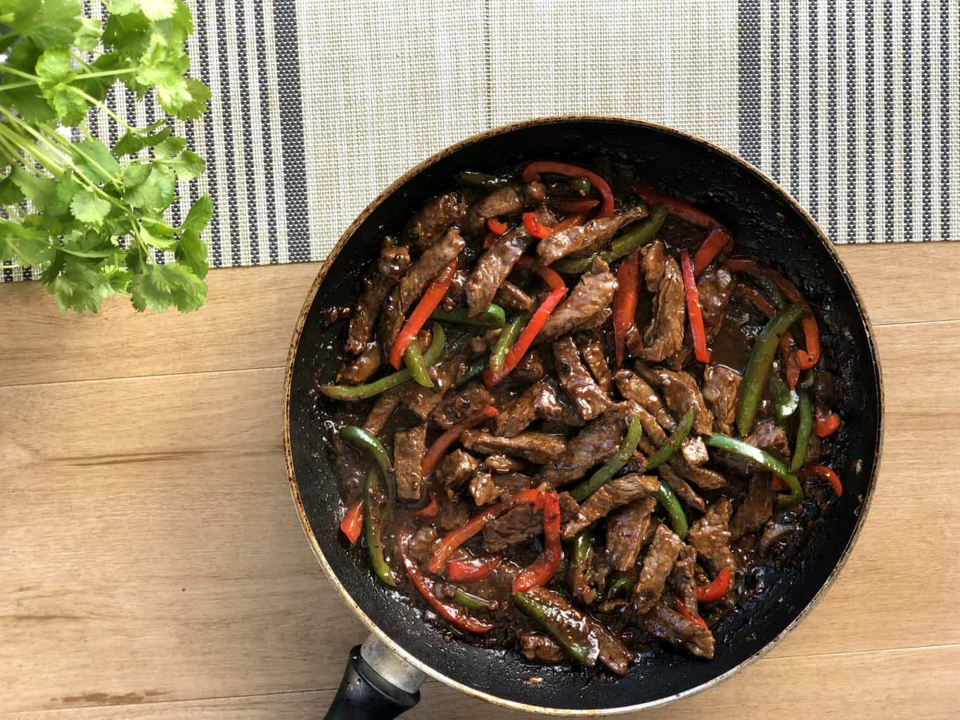 Simple Family Beef Stir Fry