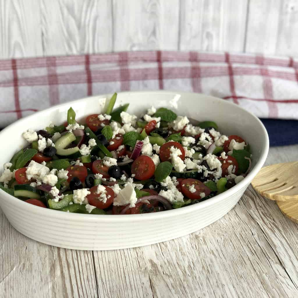 Prepared Greek Salad
