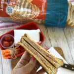 How to create Perfect Toasted Sandwiches for lunchboxes