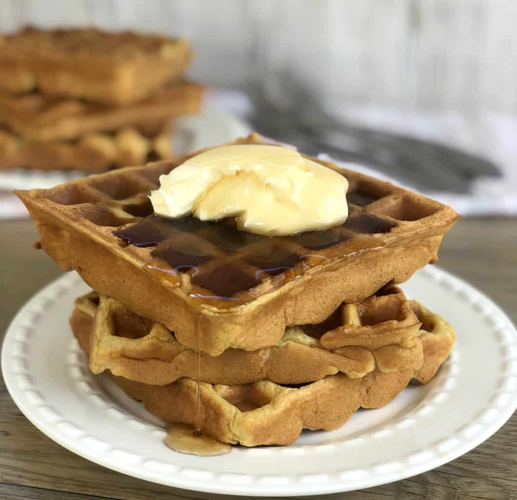 Just A Mums Best Ever Waffle Recipe
