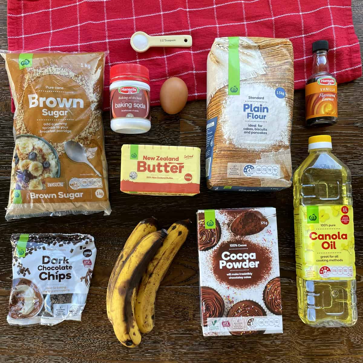 Ingredients from Countdown Supermarkets, see recipe card for more details