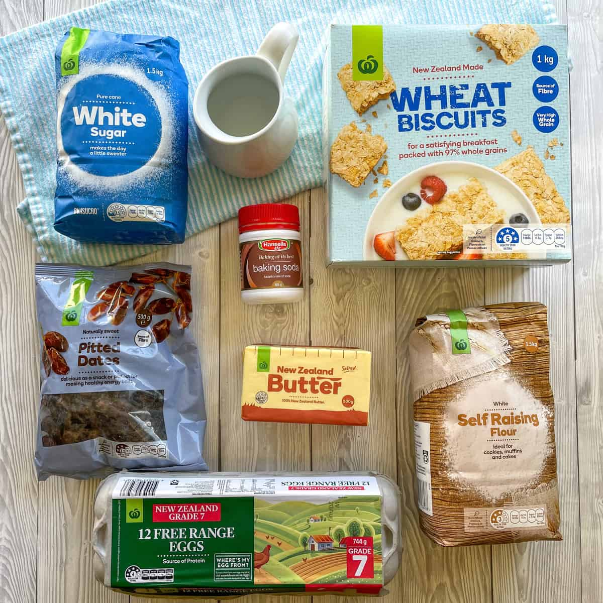 Image showing Countdown brands I have used to make this recipe, see recipe card