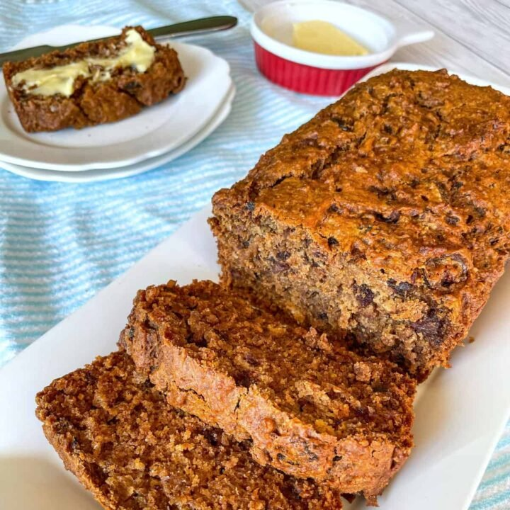 Weetbix and Date Loaf